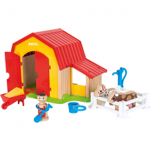 """Купить игровой набор brio """"мой родной дом"""" ферма ( id 4967542 )"""