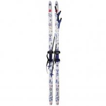 Купить atemi лыжный комплект для детей deer step с крепление комби 130+90 см deer 130, step