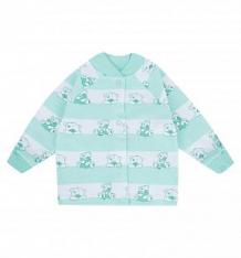 Купить кофта чудесные одежки салатовые мишки, цвет: белый/салатовый ( id 10075251 )