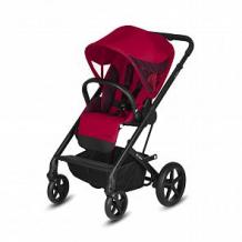 Купить прогулочная коляска cybex balios s fe ferrari, цвет: красный ( id 11004722 )