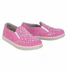 Купить слипоны imac, цвет: розовый ( id 8960815 )