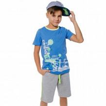 Купить футболка batik, цвет: голубой ( id 12559006 )