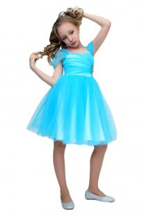Купить платье с брошью ladetto ( размер: 158 40 ), 10326020