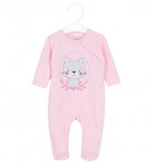 Купить комбинезон koala psotka, цвет: розовый v5-889