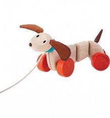Купить каталка plan toys счастливый пес ( id 3788126 )