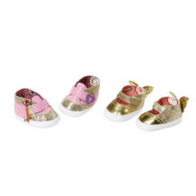 Купить zapf creation baby annabell 700-853 бэби аннабель ботиночки