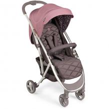 Купить коляска прогулочная happy baby eleganza v2, pink 7905667