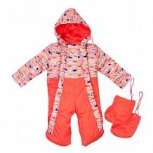 Купить комбинезон arctic kids, цвет: оранжевый ( id 11308544 )