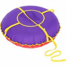 Купить санки надувные иглу сноу oxford (90 см), цвет: фиолетовый ( id 6713389 )