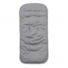 Купить матрасик в коляску mammie хлопковый двухсторонний, цвет: серый mammie 996892713