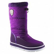 Купить сапоги blessbox, цвет: фиолетовый ( id 11986030 )