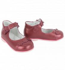 Купить туфли скороход, цвет: бордовый ( id 8279629 )