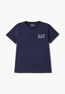 Купить футболка ea7 ea002ebfxej6k12y