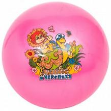 Купить мяч играем вместе львенок и черепаха (розовый) 23 см ( id 12045640 )