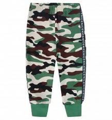 Купить брюки бамбук, цвет: хаки ( id 9585990 )