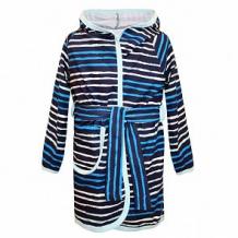 Купить халат котмаркот, цвет: синий ( id 11976154 )