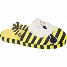 Купить тапочки mursu, цвет: желтый/черный ( id 11837308 )