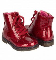 Купить ботинки прыг-скок, цвет: бордовый ( id 9691095 )