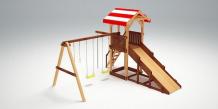 Купить савушка детская игровая площадка 4 сезона - 2 с4с-02