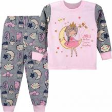 Купить babycollection пижама для девочки (свитшот, брюки) принцесса-луна 603/pjm001/sph/k1/009/p1/p*d