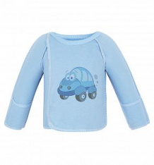 Купить распашонка три медведя, цвет: голубой ( id 6232465 )