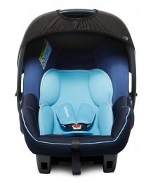 Купить автокресло mothercare ziba, цвет: синий 2137597