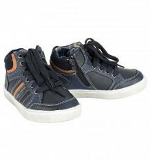 Купить ботинки twins, цвет: синий ( id 9611751 )
