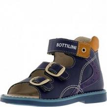 Купить сандалии bottilini, цвет: синий ( id 12476620 )