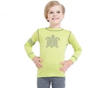 Купить norveg soft kids футболка детская с длинным рукавом и принтом