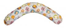 Купить lejoy подушка для беременных premium зоопарк pr-133