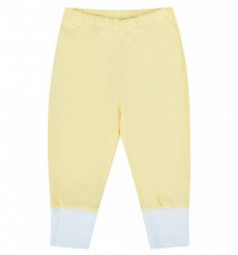 Брюки Бамбук, цвет: желтый ( ID 3482566 )