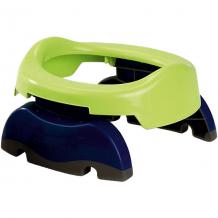 Купить дорожный горшок potette plus сине-зелёный ( id 3406186 )