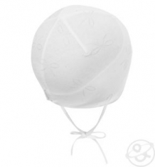 Купить чепчик krochetta, цвет: белый ( id 2669648 )
