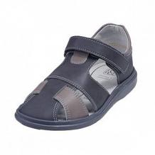 Купить сандалии топ-топ, цвет: серый ( id 12506638 )