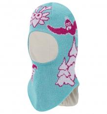 Купить шапка lappi kids, цвет: голубой ( id 3350105 )