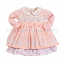 Купить free age платье алиса с воротником zbb 14132-p0