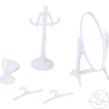 Купить мебель для кукол mimi stories мебель маленькая гардеробная (10 предметов) ( id 9575562 )
