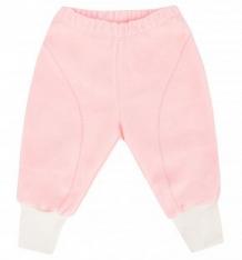 Купить брюки бамбук, цвет: розовый/белый ( id 7478989 )