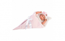Купить llorens кукла в розовом конверте 36 см l 63632
