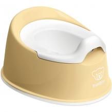Купить детский горшок babybjorn smart potty жёлтый ( id 13623802 )