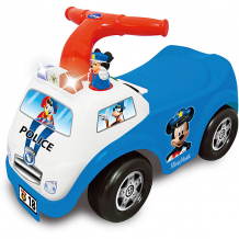 "Купить каталка-пушкар ""полицейская машина микки мауса"" kiddieland ( id 9508110 )"
