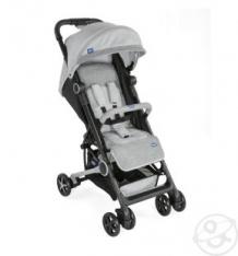 Купить прогулочная коляска chicco minimo2, цвет: silver ( id 10408562 )
