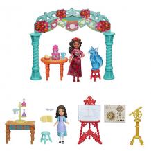 Купить hasbro disney princess c0383 игровой набор для маленьких кукол елена - принцесса авалора