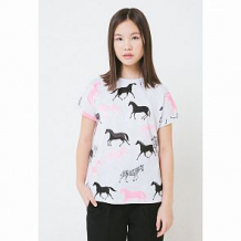 Купить футболка cubby horses, цвет: серый ( id 12757942 )