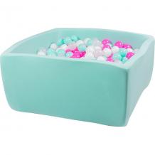"""Купить сухой бассейн hotenok """"клубничное мороженое квадро"""" 11161541"""