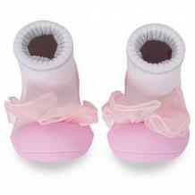 Купить пинетки attipas, цвет: розовый ( id 12171160 )