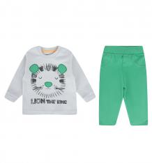 Купить комплект джемпер/брюки kidaxi, цвет: серый ( id 9915420 )