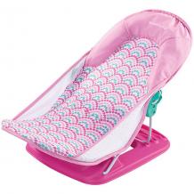 Купить лежак для купания deluxe baby bather розовый ( id 6856034 )