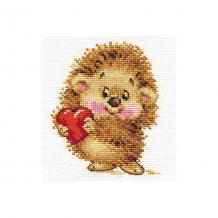 """Купить набор для вышивания алиса """"моя любовь"""" 10х12 см ( id 16690802 )"""