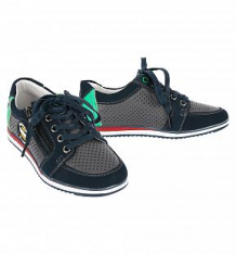 Купить кроссовки patrol, цвет: синий/зеленый ( id 8496505 )